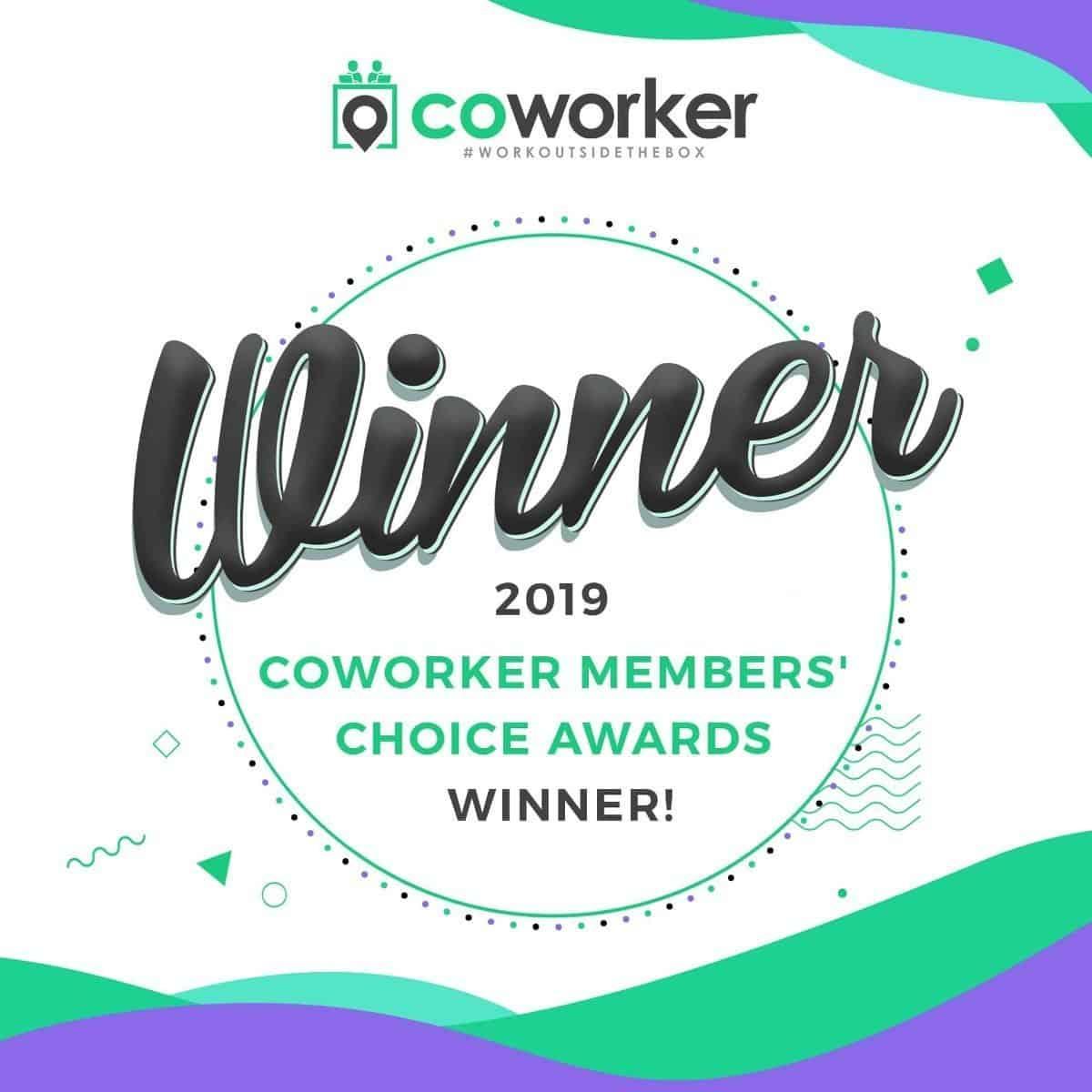 Coworker Members 'Choice Awards (CMCA)