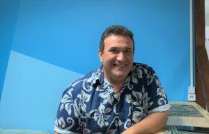 Présentation d'Éric Aspinas membre de Tahiti Coworking